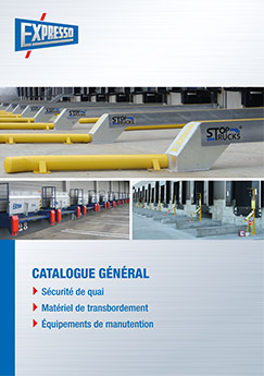 "Catalogue Expresso France - Gamme ""Logistic"""