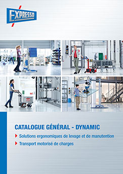 "Catalogue Expresso France - Gamme ""Dynamic"""