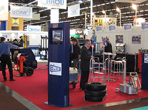 Expresso France - Manutention Paris 2008